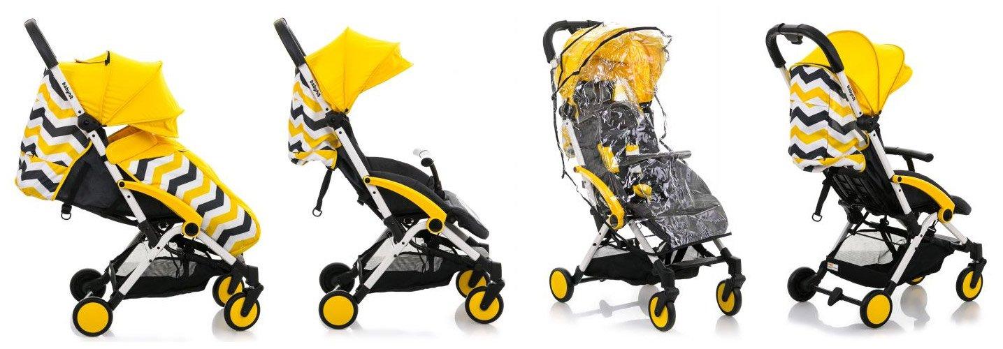 babyhit amber функционал прогулочной коляски