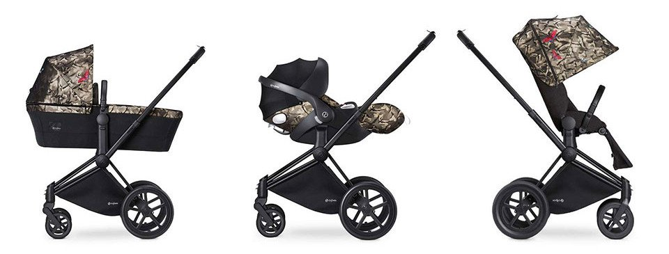 cybex priam butterfly купить в karapuzov.com.ua