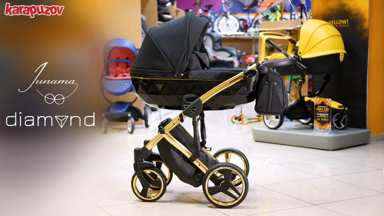 детская коляска junama diamond