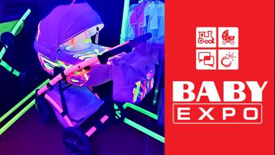 Выставка Baby Expo 2019: детские коляски