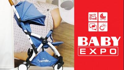Выставка Baby Expo 2019: прогулочные коляски