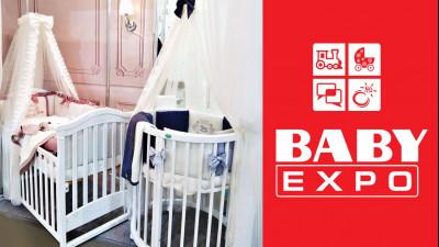 Детские кроватки и постельное на выставке Baby Expo 2019
