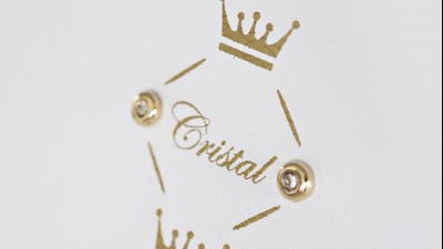 Детская коляска Tako Cristal: сияние кристаллов