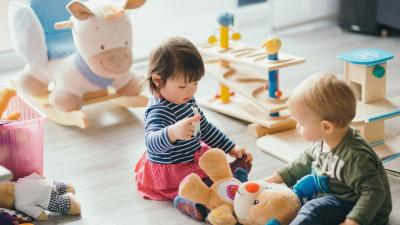 Развивающие игрушки для детей от 2 до 5 лет