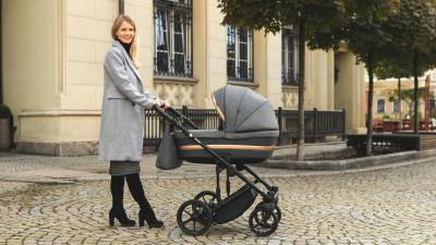 Новая коляска Adamex Rimini