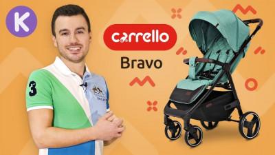 Обзор коляски Carrello Bravo