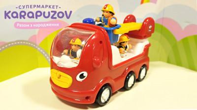 Развивающие игрушки WOW Toys для малышей