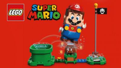 Конструктор LEGO Super Mario