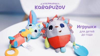 5 игрушек для детей до 1 года