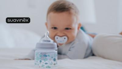 Бутылочки и пустышки Suavinex