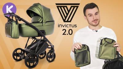Обзор коляски Invictus 2.0