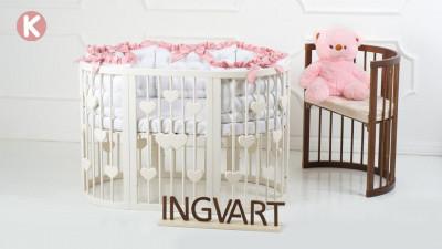 Детские кроватки Ingvart