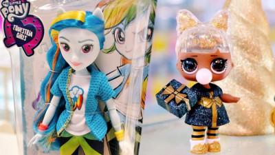 Топ-3 игрушек 2019 для девочек