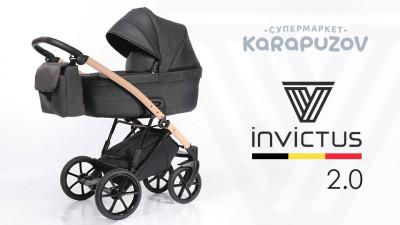 Новинка 2020 года: детская коляска Invictus 2.0