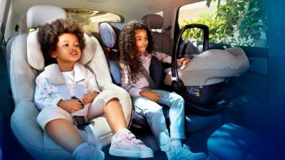 Детские автокресла Maxi-Cosi: безопасные и удобные