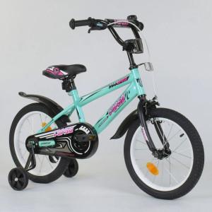 Велосипед двухколесный Corso 16 д (EX-16 N 5171)
