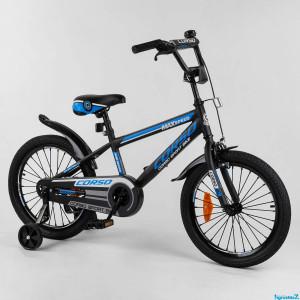 Велосипед двухколесный Corso 18 д (ST-18111)
