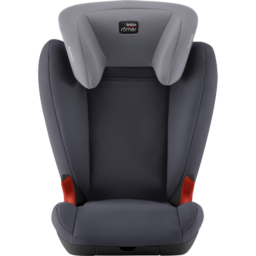 Автокресло Britax-Romer Kid II Black Series Storm Grey