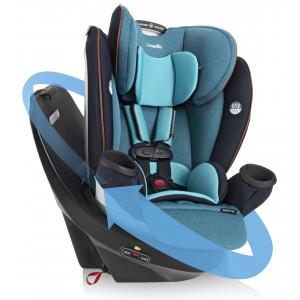 Автокресло Evenflo Gold Revolve 360 LX Sapphire Blue