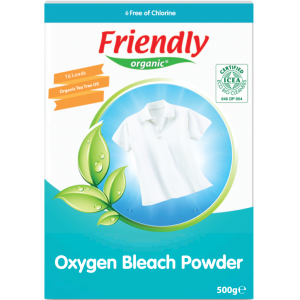 Органический сухой кислородный порошок-пятновыводитель Friendly Organic 500 г. (FR1574)