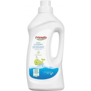 Органическое средство для стирки Friendly Organic Марсельское мыло 1000 мл (FR2427)