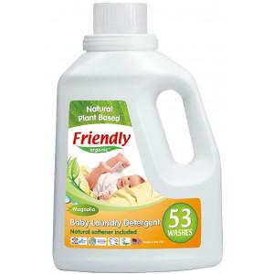 Органическое средство для стирки детского белья Friendly Organic Магнолия 1567 мл (FR0591)