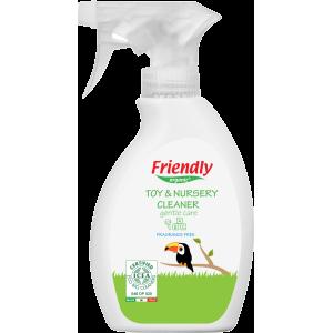 Органическое средство Friendly Organic для чистки игрушек и всех предметов детской комнаты 250мл (FR2311)