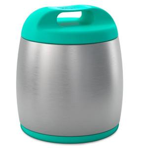 Термоконтейнер для детского питания Chicco бирюзовый (60182.20)