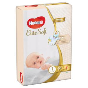Подгузники Huggies Elite Soft (1) 50 шт (64833)