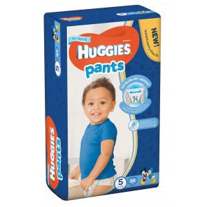 Подгузники-трусики для мальчиков Huggies (5) 34 шт (64289)