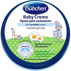 Крем для младенцев Bubchen 150-ml. (2107149)