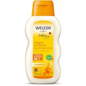 Масло для младенцев Weleda Calendula Pflegeol 200 ml (43862)