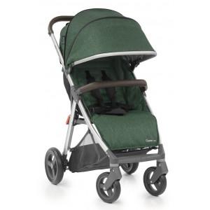 Прогулочная коляска BabyStyle Oyster Zero Alpine Green
