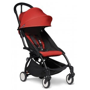 Прогулочная коляска BABYZEN YOYO² Red Black