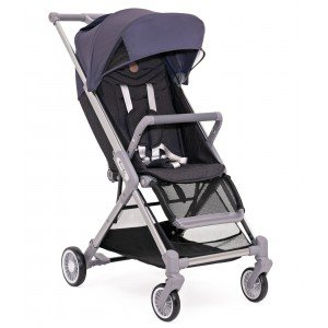 Прогулочная коляска Babyzz Prime Dark-blue (Бебизз Прайм)