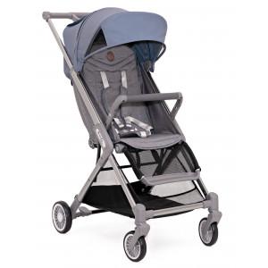 Прогулочная коляска Babyzz Prime Grey-blue (Бебизз Прайм)