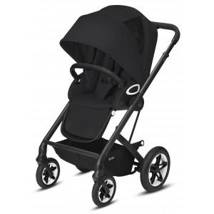 Прогулочная коляска Cybex Talos S Lux Deep Black