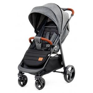 Прогулочная коляска Kinderkraft Grande Grey