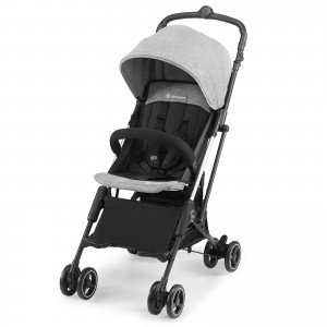 Прогулочная коляска Kinderkraft Mini Dot Grey