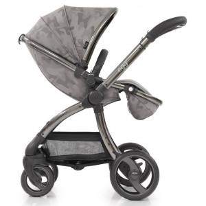 Прогулочная коляска Egg Camo Grey
