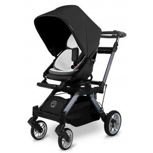Прогулочная коляска Orbit Baby G5 Black шасси Titanium