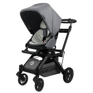Прогулочная коляска Orbit Baby G5 Melange Grey шасси Black
