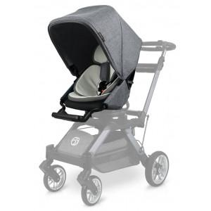 Прогулочный блок Orbit Baby G5 Melange Grey
