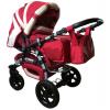 Коляска-трансформер Trans Baby Prado Lux 9/24
