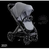 Коляска-книжка X-Lander X-Pulse Azure Grey 2021