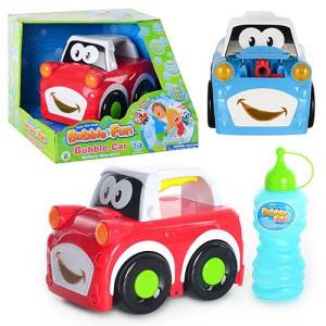 Машинка с мыльными пузырями Bubble Car (Bubble Fun M 2098)