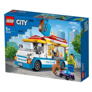 Конструктор Lego City Грузовик мороженщика (60253)