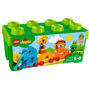 Конструктор Lego Duplo Мой первый парад животных (Лего 10863)