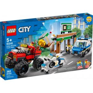 Конструктор Lego City Ограбление полицейского монстр-трака (60245)
