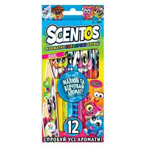 Набор ароматных карандашей Scentos Фантазия (40515)